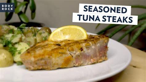 10 best baked tuna steak recipes