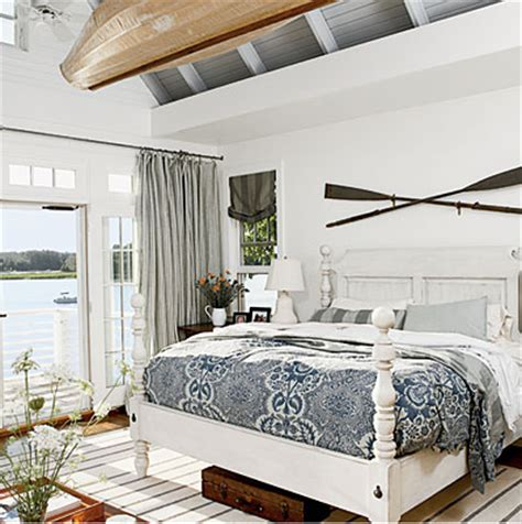 lake house bedroom decor oars in nurseries and children s rooms
