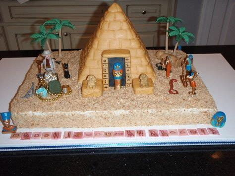 ancient egypt diorama project egyption cake this is what my son wants for his birthday