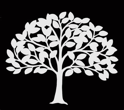 tree stencil template 73 best images about free family tree search on