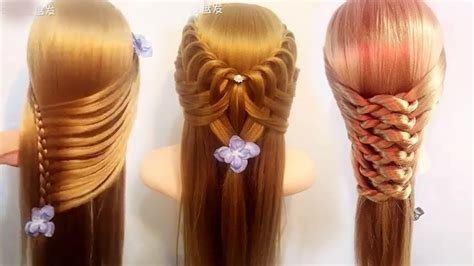 Hair Styles For by Top 10 Amazing Hairstyles For Tutorials