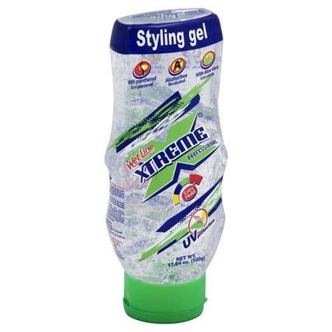 styling gel xtreme wet line xtreme professional styling gel extra hold
