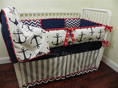 nautical baby bedding nautical baby bedding set sebastian boy baby bedding anchor