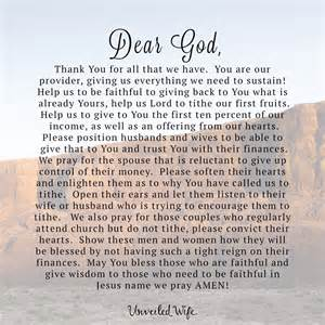 prayer for husband to come back home prayer of the day faithful to tithe