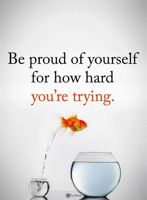 Life Style Quotes : Quotes Be proud of yourself for how ...