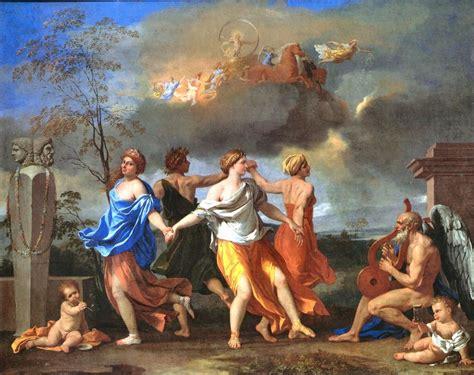 themes of baroque literature nicolas poussin artble com