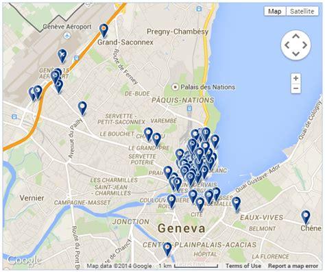 map  hotels  geneva genevainfo