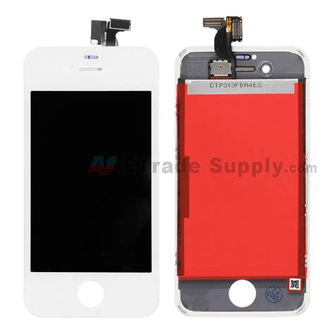 Lcd Iphone 4s 2017 iphone 4s lcd screen and digitizer assembly with frame