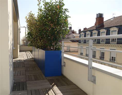 Brise Vue Avec Jardiniere by Brise Vue Jardini 232 Re