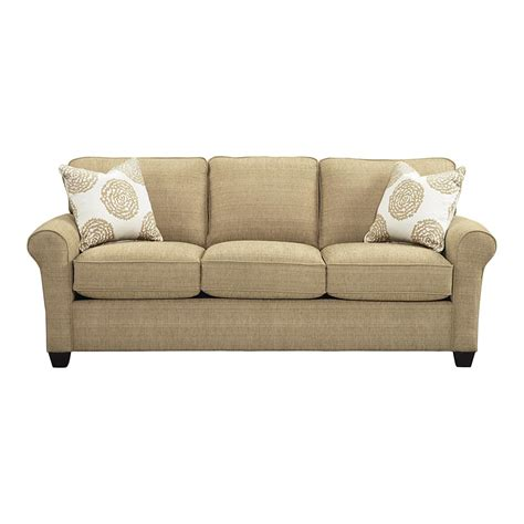 s sofa brewster sofa by bassett furniture bassett sofas