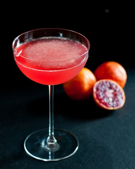 orange martini recipe blood orange vesper martini goodie godmother a recipe