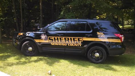 Muskegon County Sheriff S Office by Found In Newago Co Stretch Of Muskegon River News