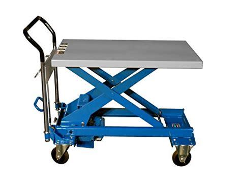 manual lift table rental southworth products a 800 dandy manual scissor lift cart