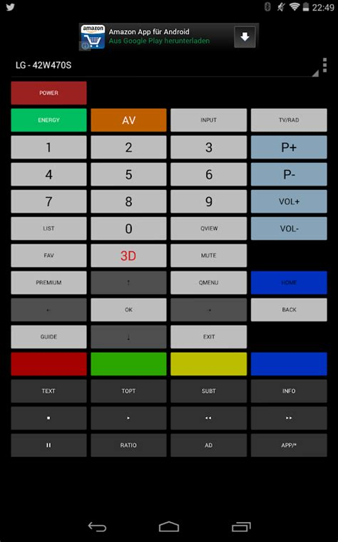 infrared app for android irplus infrared remote android apps on play