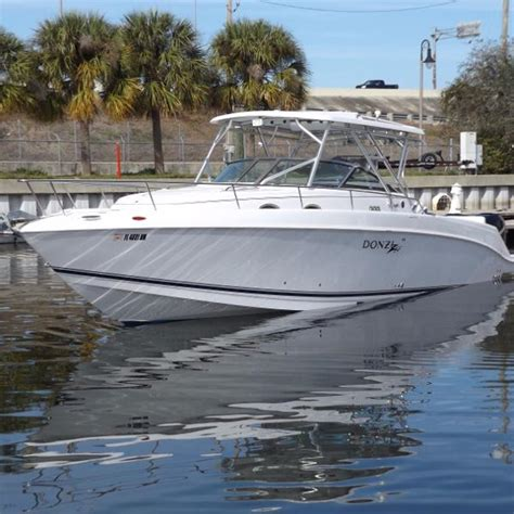 donzi boat sales used donzi 38 zsf boats for sale boats