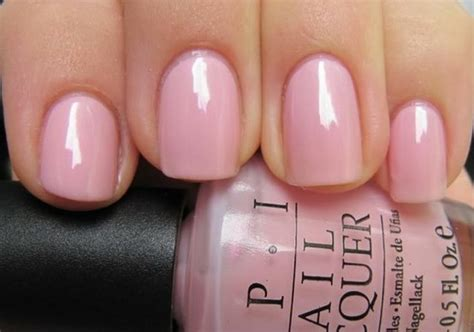 opi light pink colors nail trends 2013beauty care for