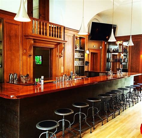 Bar And Kitchen by The Many Facets Of Jockey Hollow Bar Kitchen