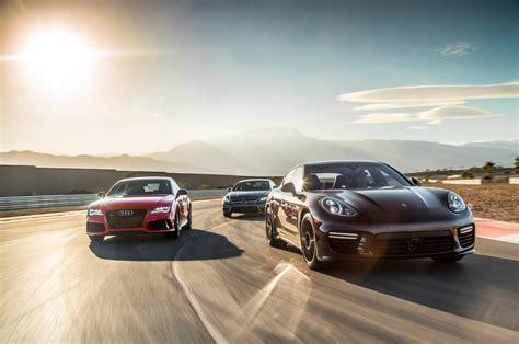 porsche audi luxury super sports sedan comparison audi rs7 mercedes