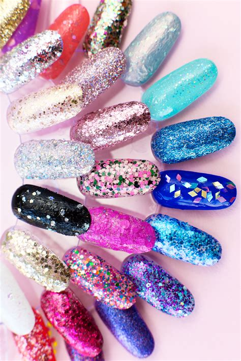 Glitter Nail Polishes by How To Remove Glitter Nail Our 30 Favorite