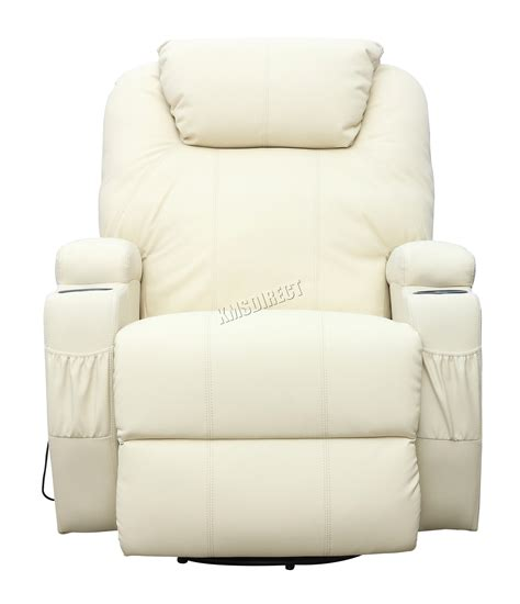 massage sofas foxhunter bonded leather massage recliner chair cinema