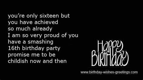16th Birthday Quotes For Boys For Boys 16th Birthday Quotes Quotesgram