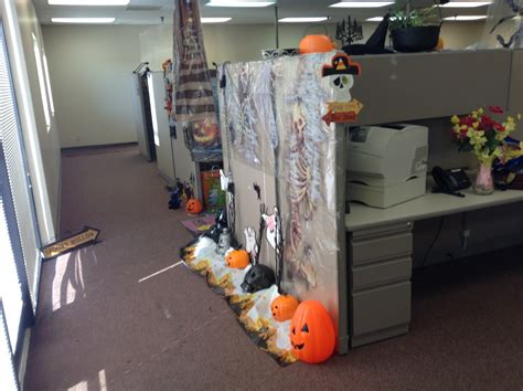 fromm the office decorating contest winner