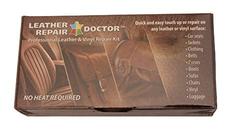 leather repair kits for couches reviews video review leather repair kit 7 color no heat fast