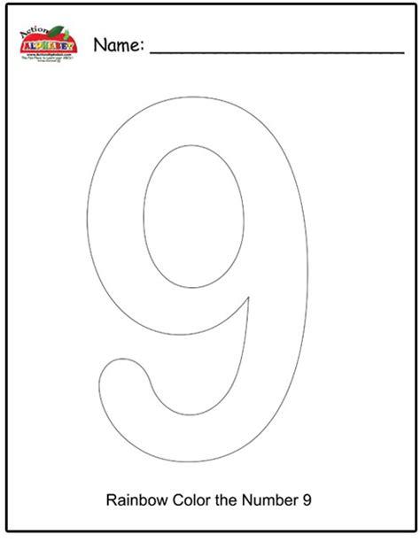 Letter Number 9 Letter N Activities Preschool Lesson Plans
