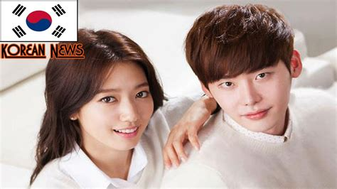 film lee jong suk terbaik lee jong suk park shin hye reuniting in a movie youtube