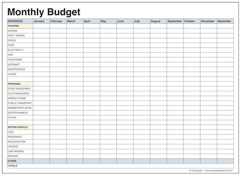 free budget worksheet free printable budget worksheets anf1sa info