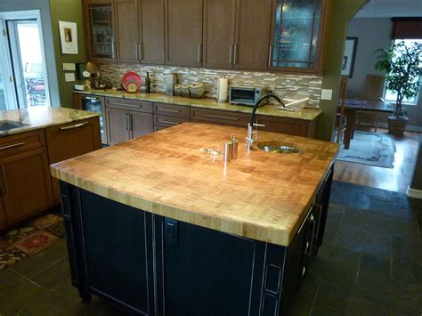 Bamboo Butcher Block Countertops by Butcher Block Countertops Reviews By Grothouse Customers