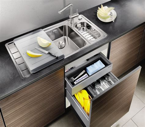 kitchen sink accessories simplify your blanco