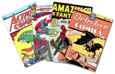 comic book picture 10 lessons comic books can teach us about blogging and