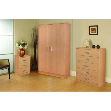 Bed Wardrobe Set by Cadogan Bedroom Wardrobe Set
