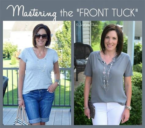 Jo 777 Blouse How To Front Tuck Your Shirt Fashion 40 Shirts And