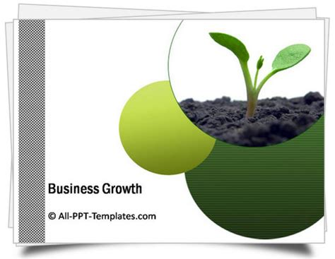ppt templates for growth powerpoint business plan growth template