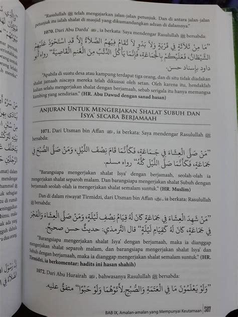 Riyadhus Salihin Imam Nawawi Isi 2 Buku buku riyadhus shalihin meneladani sunnah menggapai surga toko muslim title