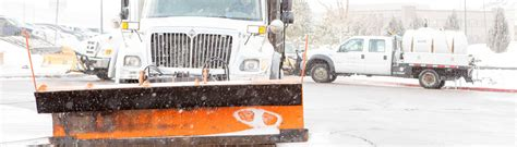 commercial snow removal company terracare associates