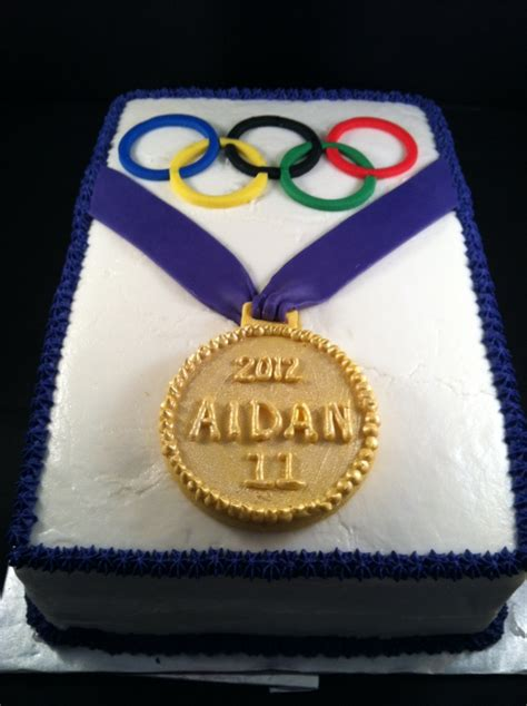 This Cake Received A Gold Medal At The Cake International - 17 best images about olympics on