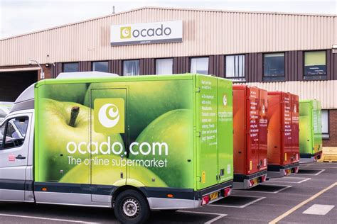 ocado delivery  late