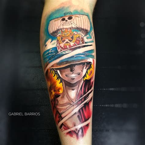 luffy tattoo one luffy designs www pixshark images