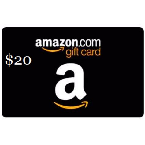 Amazon 20 Gift Card - amazon 20 gift card other gift cards gameflip