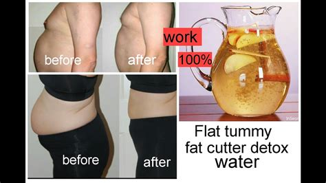 How Do I Detox My The Fastest by Flat Tummy Cutter Detox Water Weight Loss Fast
