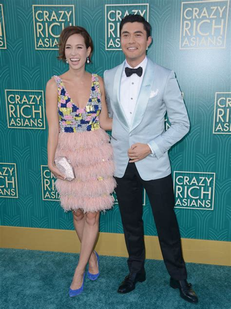 henry golding liv lo photos obsessing over crazy rich asians henry golding and his