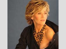 20 Spectacular Jane Fonda Hairstyles Layered Bob African American Hair