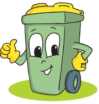 trash can trash can clipart best