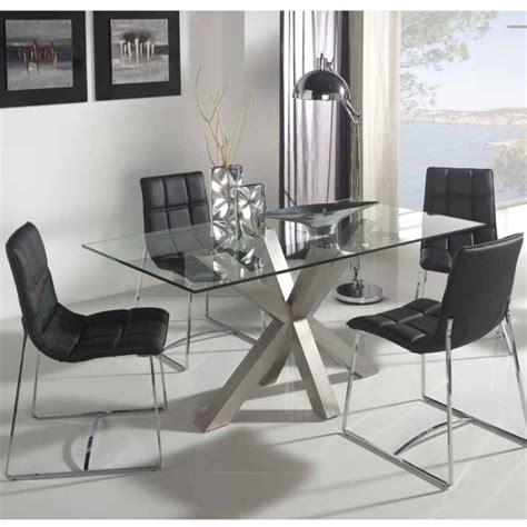 table salle a manger ronde en verre table de salle a manger en verre design table pliante pour