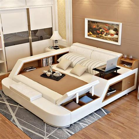 modern bedroom sets with storage luxury bedroom furniture sets modern leather queen size