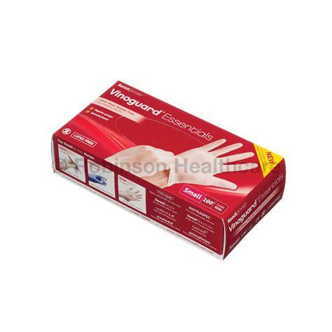 readigloves vinoguard essentials powder free vinyl gloves - Essential Vinyl Gloves