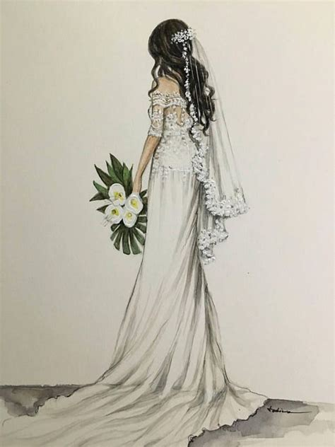 braut zeichnung best 25 wedding drawing ideas on pinterest floral